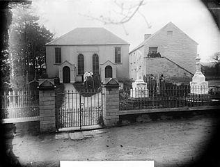 Calvinistic Methodist chapel, Llechryd (Cer)