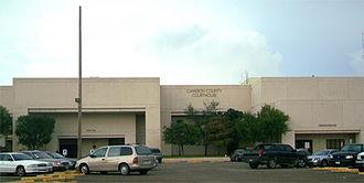 Cameron County, Texas - Image: Camcourthouse