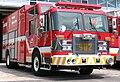 Camion de pompier no 902, Caserne d'incendie des Capucins, Québec.jpg