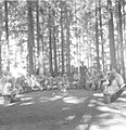Campfire At The Fresh Air Camp In Hubbard Oregon (6100386690).jpg