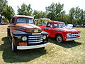 Canadian Pair - Mercury and Fargo trucks (7539516224).jpg
