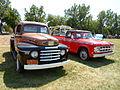 Canadian Pair - Mercury and Fargo trucks (7539516224).jpg