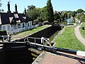 Canal Lock in Berkhamsted - geograph.org.uk - 519184.jpg