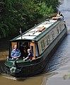 Canal Narrowboat at Alvecote - geograph.org.uk - 1371263.jpg