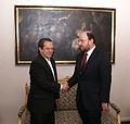 Canciller Patiño se reúne con su homólogo chileno, Alfredo Moreno (4841141840).jpg