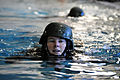 Candidates conduct water survival training 150110-Z-DL064-167.jpg