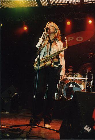 Candy Dulfer - Candy Dulfer in 2006