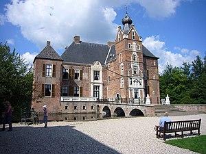 Vaassen - Cannenburgh Castle in Vaassen