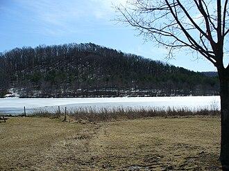 Frankstown Township, Blair County, Pennsylvania - Canoe Lake at Canoe Creek State Park