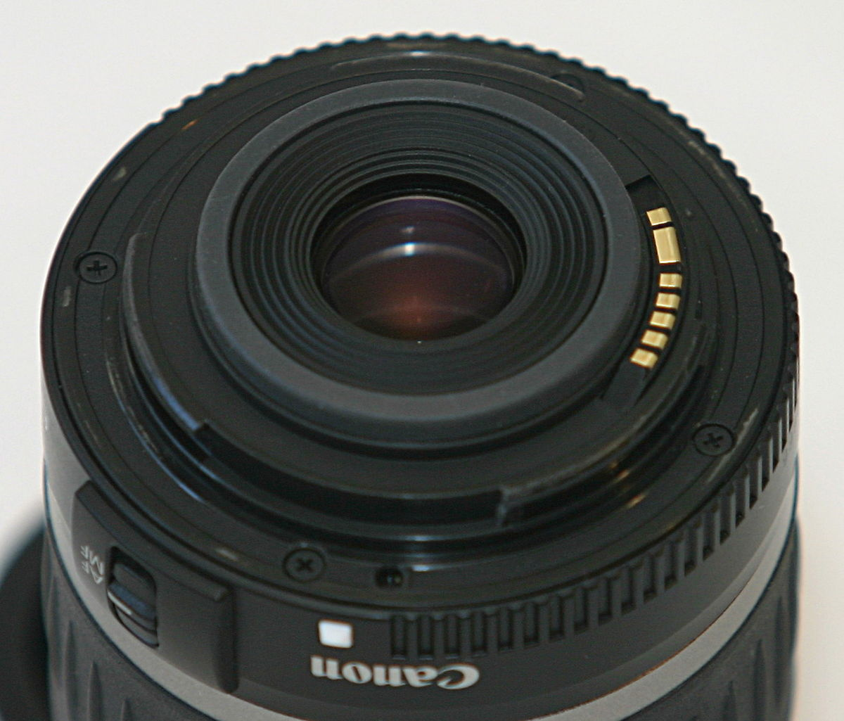 Canon EF-S lens mount - Wikipedia