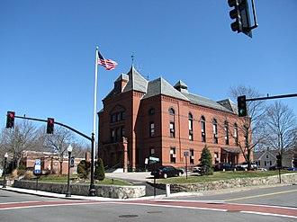 Canton, Massachusetts - Town Hall