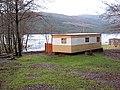 Caravan, Loch Arkaig - geograph.org.uk - 307562.jpg