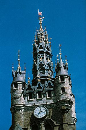 Douai - Image: Carillon Douai