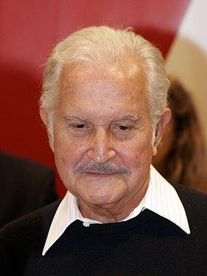 Carlos Fuentes cover