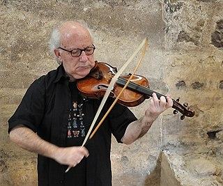 Carlos Zingaro Portuguese violinist