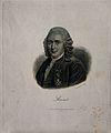 Carolus Linnaeus. Line engraving by G. F. L. Jacquemot. Wellcome V0003603.jpg