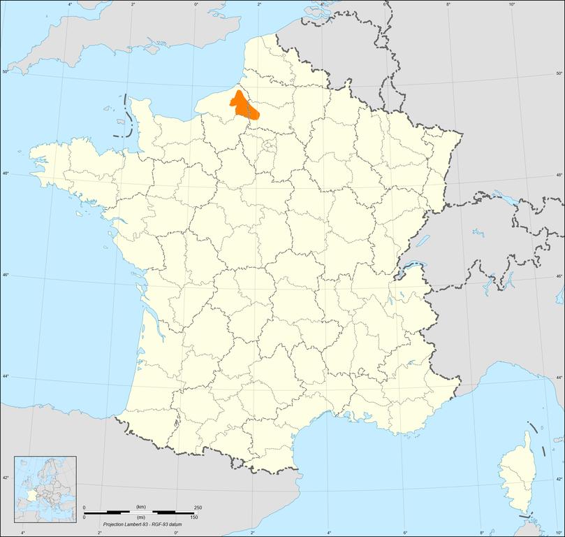 pays de bray carte File:Carte Pays de Bray.png   Wikimedia Commons