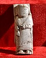 Carved ivory showing a woman. From Nimrud, Iraq. Iraq Museum.jpg