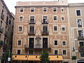 Casa del Gremi de Revenedors . façana esgrafiada 01.JPG