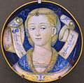 Casteldurante o urbino, bella giorgina, 1515-25 ca.JPG