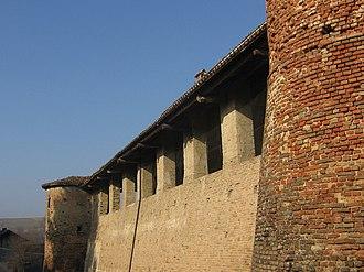 Castelletto Molina - Image: Castello Castelletto Molina