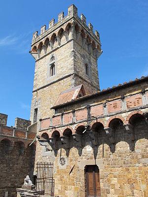 Vincigliata - Vincigliata tower (2013)