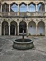 Castillo de Canena (Canena, Jaén). Patio.jpg