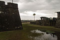 Castillo de San Marcos National Monument Moat 2.jpg