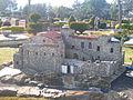Catalunya en Miniatura-Castell de Sant Martí Sarroca.JPG