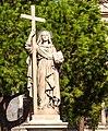 Catania - Cattedrale - Statua della Fede - msu2017-9591.jpg