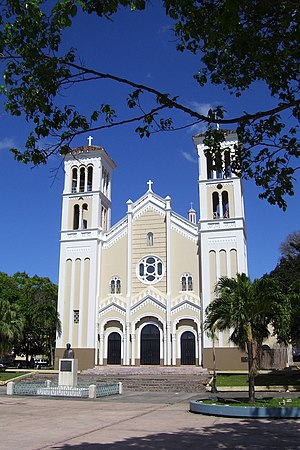 Río Piedras, Puerto Rico - Río Piedras Cathedral