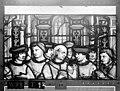 Cathédrale - Vitrail, Chapelle Saint-Joseph, lancette médiane, Légende de saint Romain, deuxième panneau, en haut - Rouen - Médiathèque de l'architecture et du patrimoine - APMH00031277.jpg