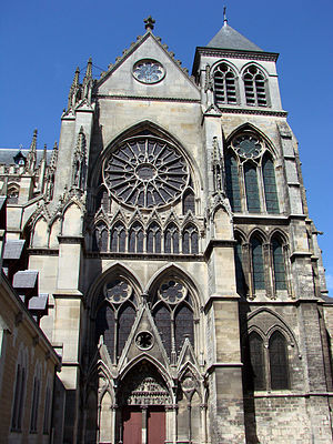 Roman Catholic Diocese of Châlons - Châlons Cathedral