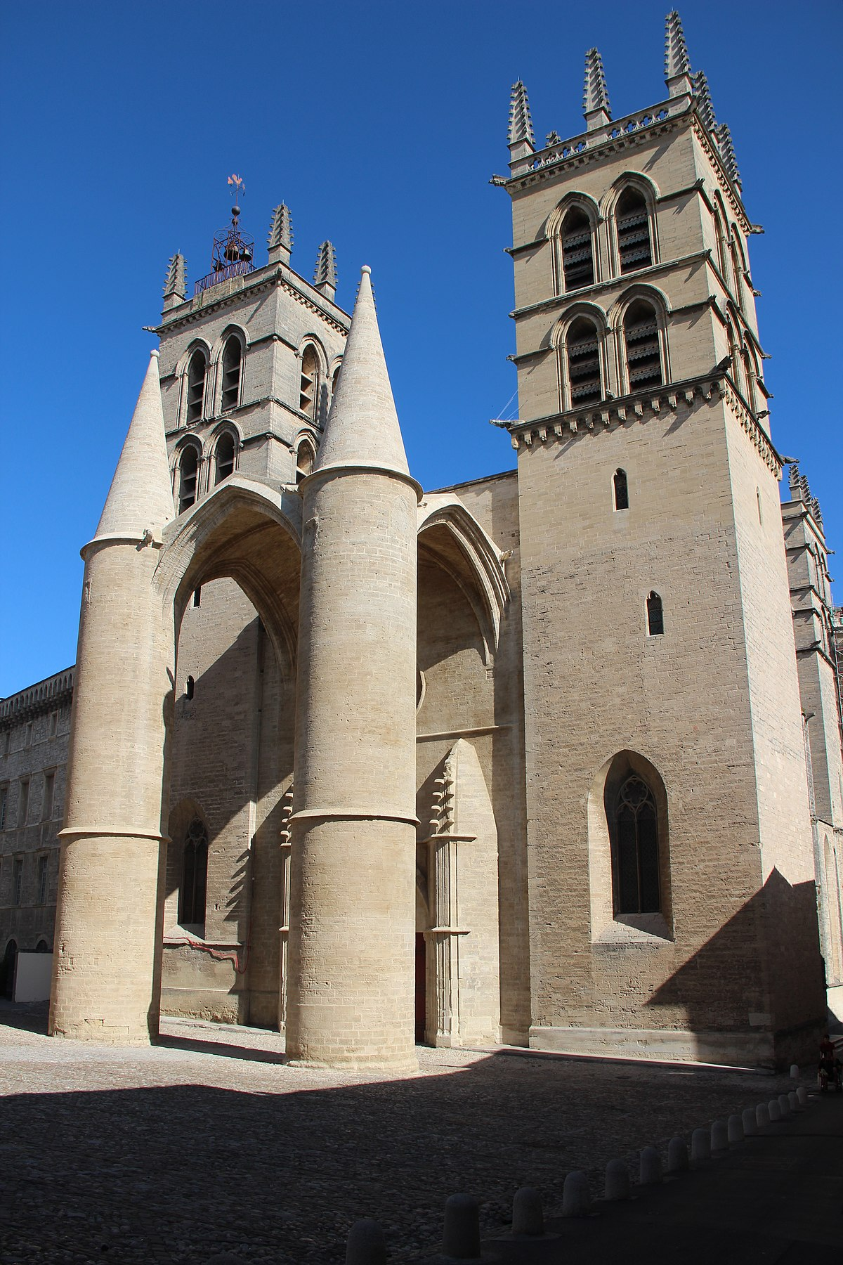 Cath drale saint pierre de montpellier wikip dia - Cathedrale saint pierre de montpellier ...