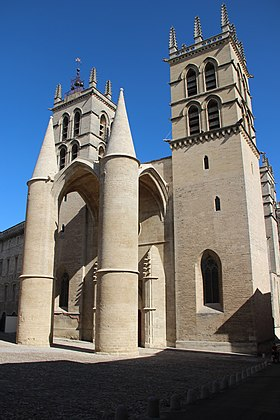 Image illustrative de l'article Cathédrale Saint-Pierre de Montpellier