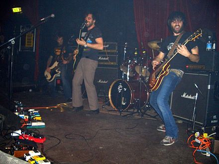 Cave In performing at the Backstage Club in Munich, 2006 Cave In.jpg