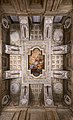 Ceiling of the Senate Hall in Palazzo Madama (Turin).jpg