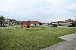 Center place of Pyšel, Třebíč District.jpg