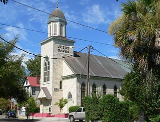 Central Baptist Church (Charleston, South Carolina)