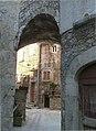 Centro storico di Sant'Eufemia a Maiella - arco.jpg