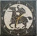 Cevio Orologio in Granito, Granite stone clock.jpg