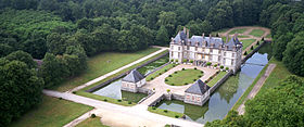 Image illustrative de l'article Château de Bourron