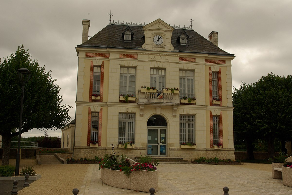 Chambourg sur indre wikipedia