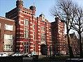 Charleroi - Bd Mayence - Caserne Defeld - portail.jpg