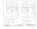 Charles Applegate House, Yoncalla, Douglas County, OR HABS ORE,10-YONC.V,1- (sheet 10 of 12).png