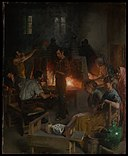 Charles Frederic Ulrich -glass blowers of Murano.jpg