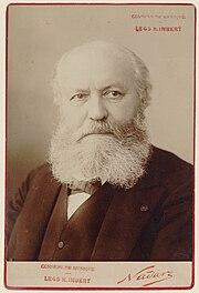 Charles Gounod (1890) by Nadar - Original