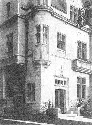 Charles L. Hutchinson - Image: Charles L. Hutchinson house 2709 S. Prairie