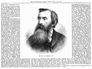 Charles Lucy - Image: Charles Lucy Illustrated London News June 7 1873