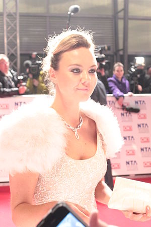 Charlie Brooks - Brooks, at the National Television Awards, in 2012.